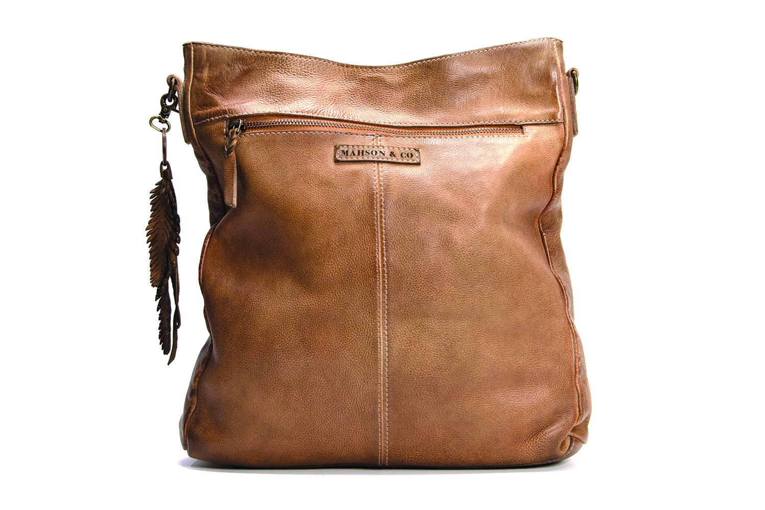 Vintage, retro and boho inspired genuine leather handbags
