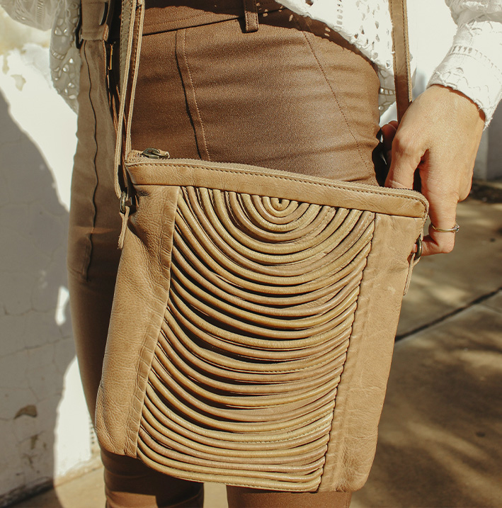 Sun Drenched Days - Cross Body Bag